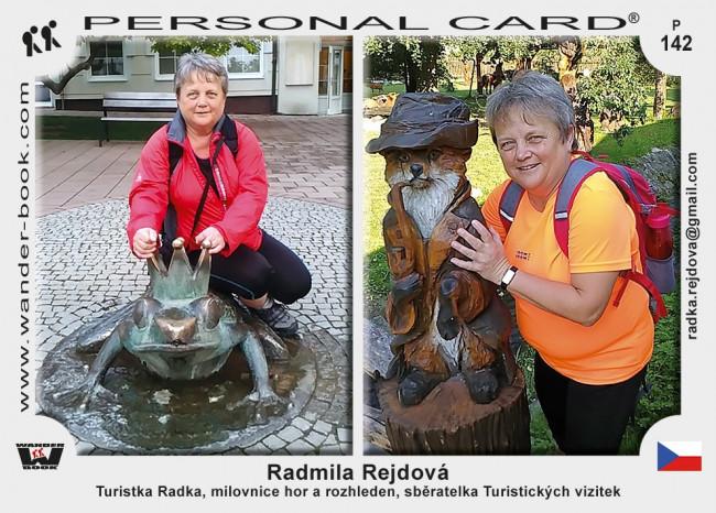 Radmila Rejdová