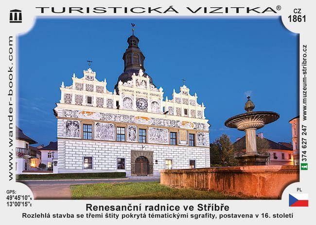Radnice ve Stříbře