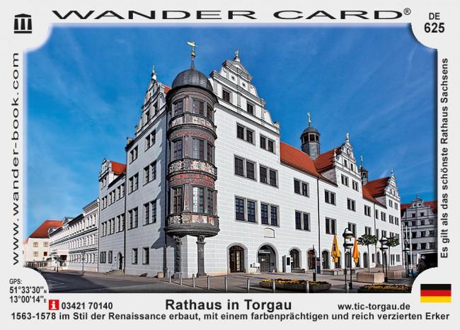 Rathaus in Torgau