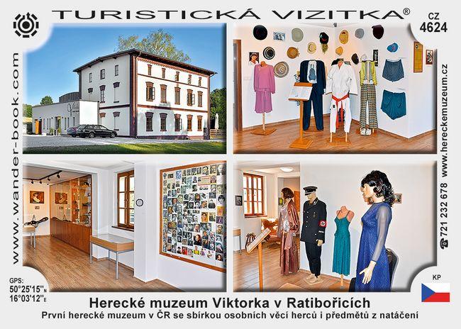 Ratibořice Herecké muzeum