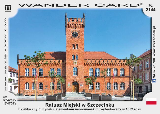 Ratusz Miejski w Szczecinku