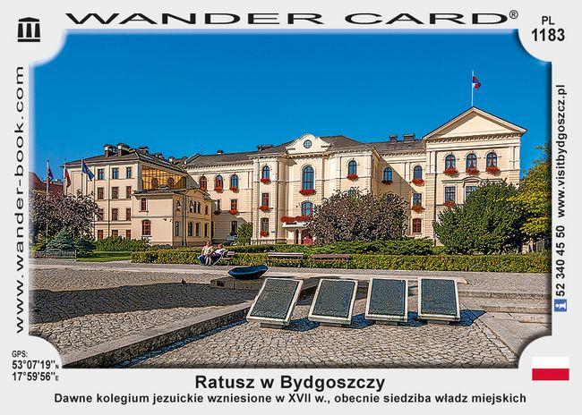 Ratusz w Bydgoszczy