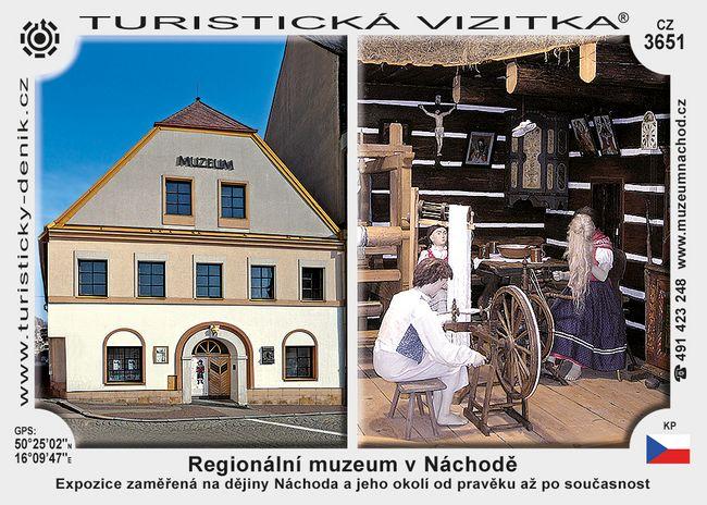 Muzeum Náchodska – Broučkův dům
