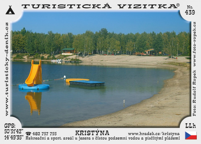 Rekreační areál Kristýna u Hrádku n. N.