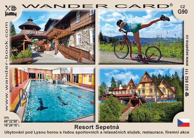 Rekreační centrum Sepetná