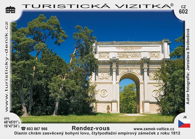 Rendezvous - Dianin chrám