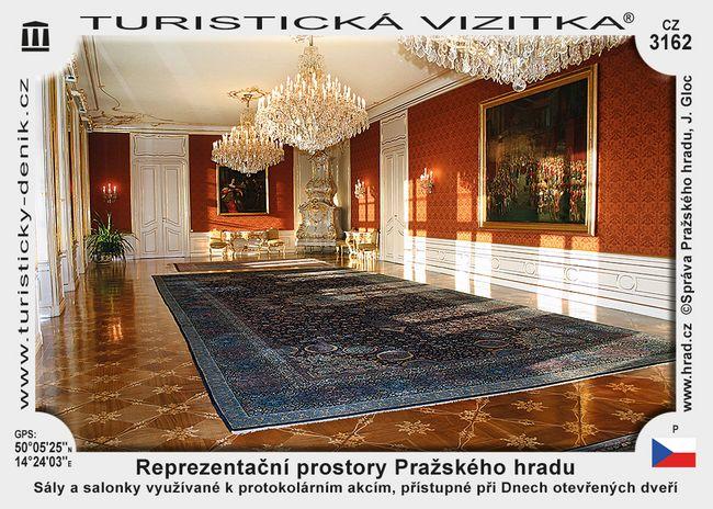 Reprezentační prostory Pražského hradu