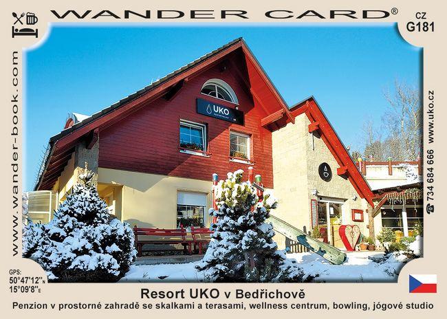 Resort UKO v Bedřichově