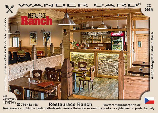 Restaurace Ranch