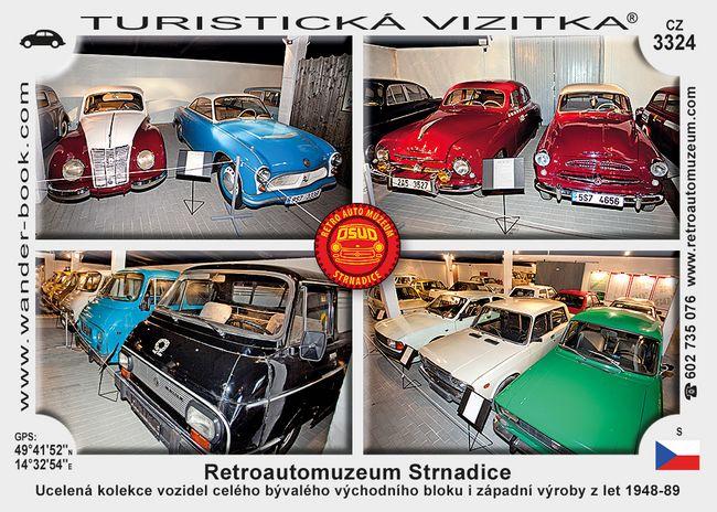 Retroautomuzeum Strnadice