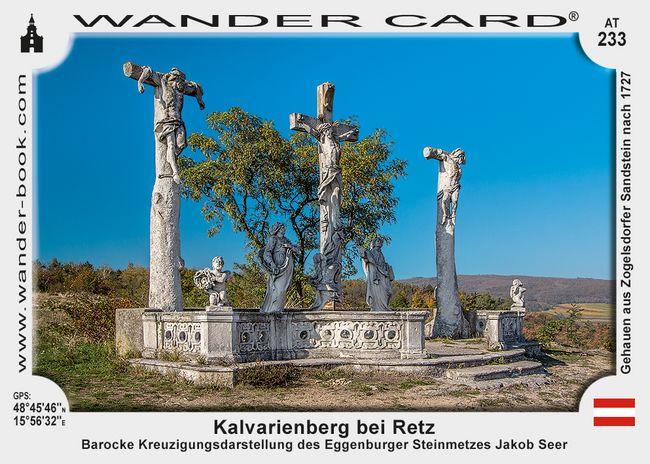 Retz Kalvarie