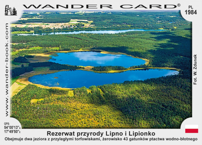 Rezerwat przyrody Lipno i Lipionko