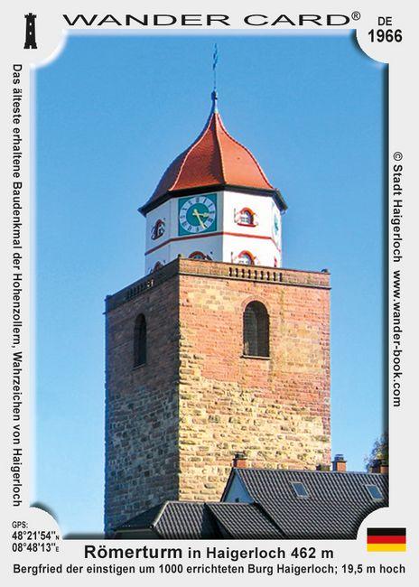 Römerturm in Haigerloch