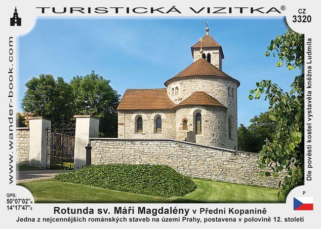 Rotunda sv. M. Magd. v Přední Kopanině