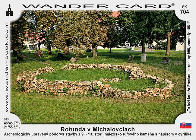 Rotunda v Michalovciach