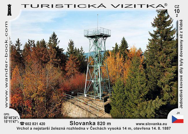 Rozhledna Slovanka