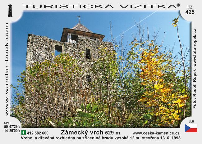 Rozhledna Zámecký vrch