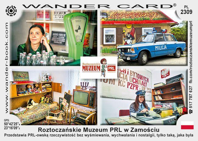 Roztoczańskie Muzeum PRL w Zamościu