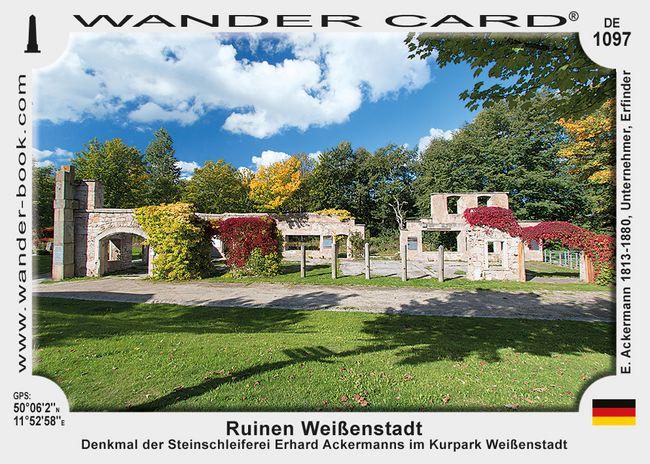 Ruinen Weißenstadt