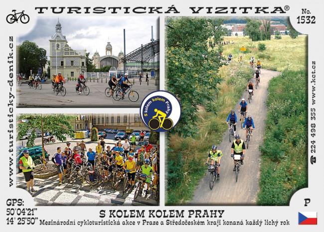 S kolem kolem Prahy