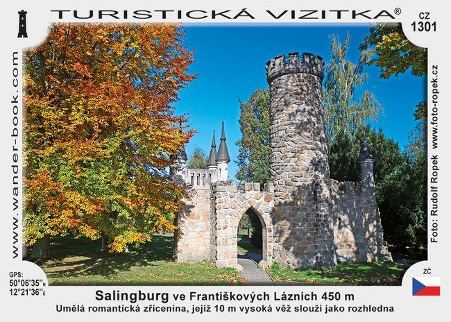 Salingburg ve Františkových Lázních