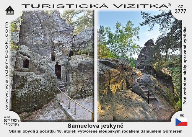 Samuelova jeskyně