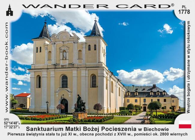 Sanktuarium Matki Bożej Pocieszenia w Biechowie