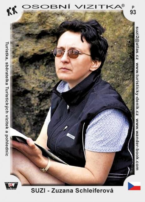 Schleiferová Zuzana - Suzi