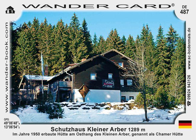 Schutzhaus Kleiner Arber