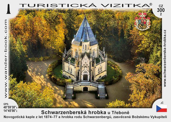 Schwarzenberská hrobka u Třeboně