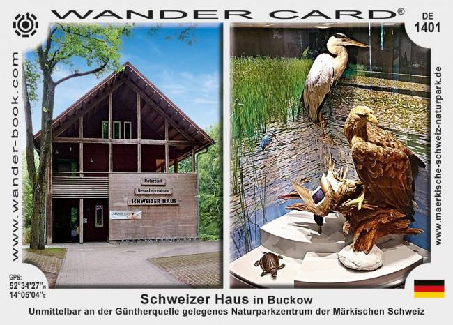 Schweizer Haus in Buckow