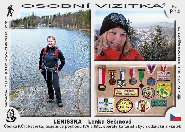 Lenka Sešínová – LENISSKA
