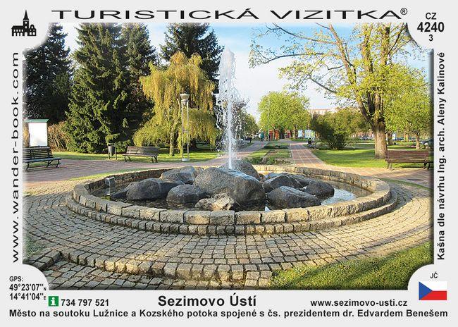 Sezimovo Ústí