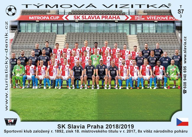 SK Slavia Praha 2017/2018