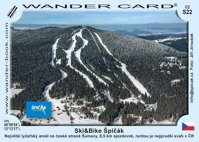 Ski&Bike Špičák