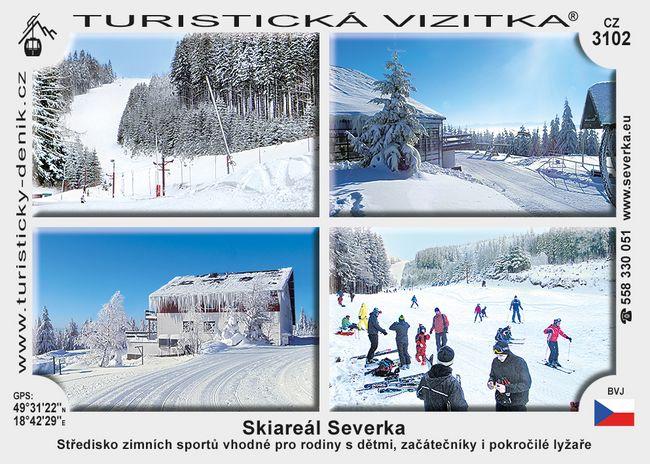 Skiareál Severka