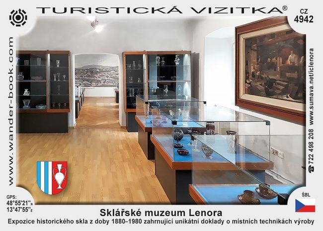 Sklářské muzeum Lenora