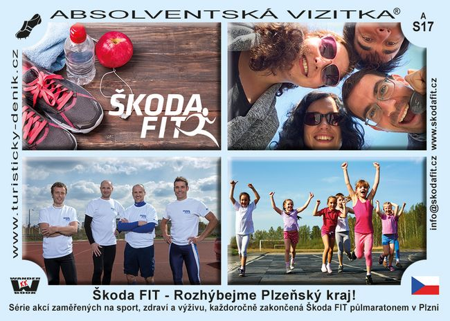 Škoda FIT - Rozhýbejme Plzeňský kraj!