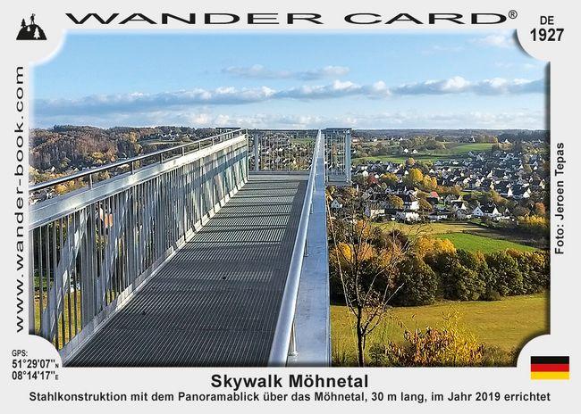 Skywalk Möhnetal