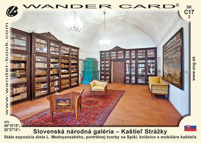 Slovenská národná galéria – Kaštieľ Strážky