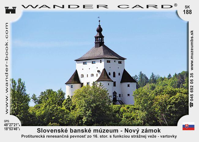 Slovenské banské múzeum – Nový zámok