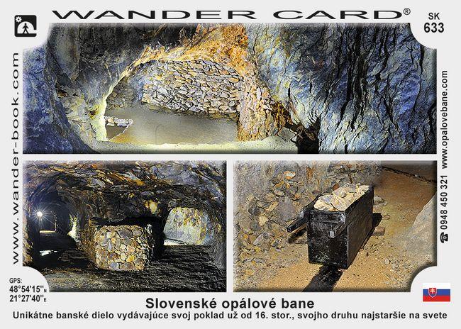 Slovenské opálové bane