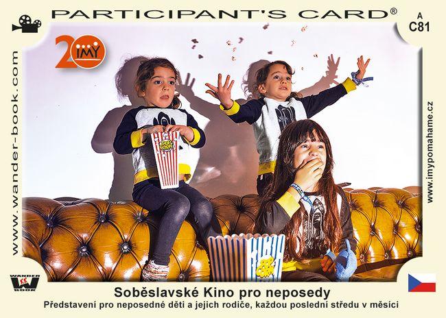 Soběslavské Kino pro neposedy