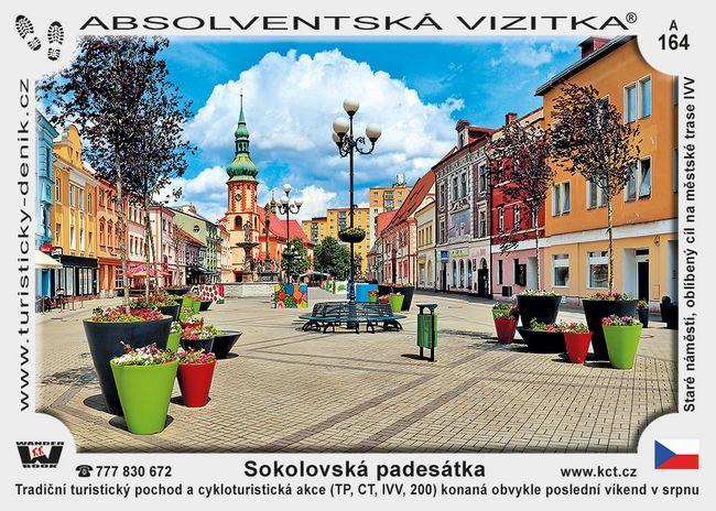 Sokolovská padesátka (září)