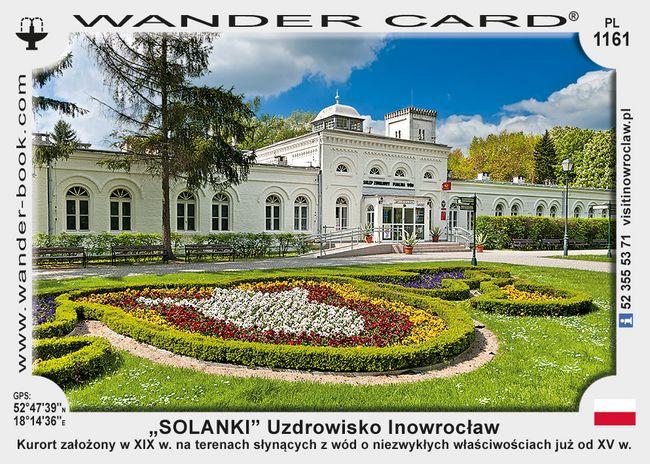 """""""SOLANKI"""" Uzdrowisko Inowrocław"""