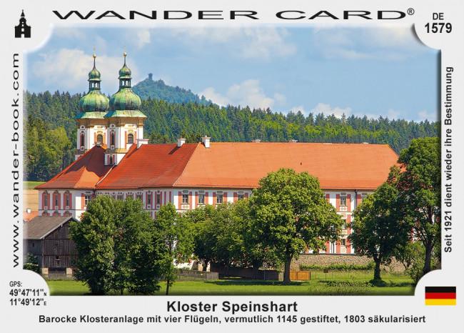 Speinshart Kloster
