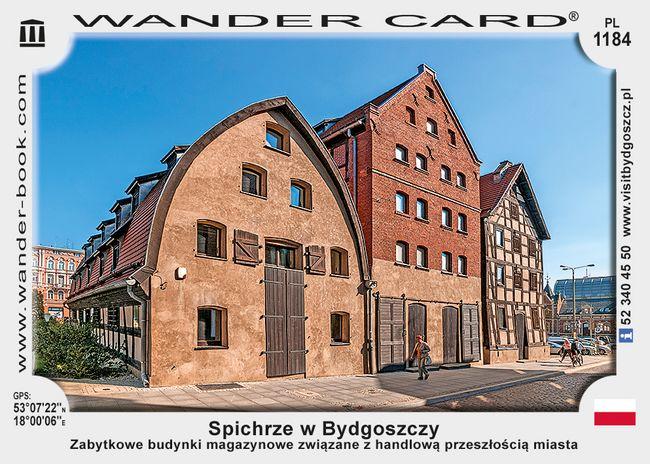 Spichrze w Bydgoszczy