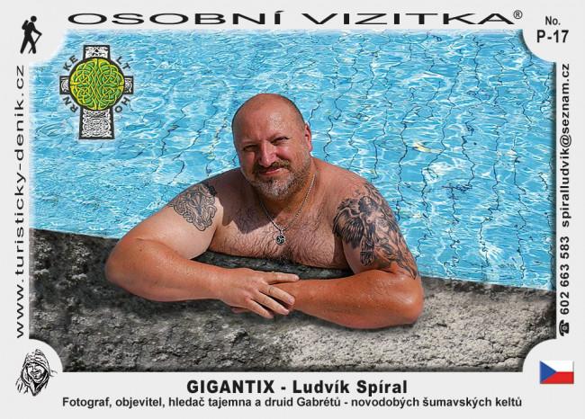 Ludvík Spíral – GIGANTIX