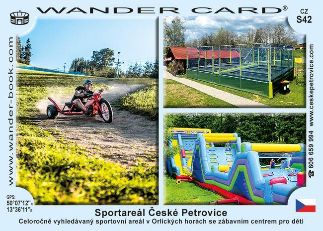 Sportareál České Petrovice