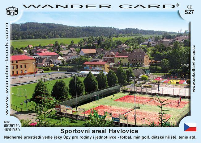 Sportovní areál Havlovice